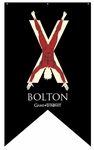 House Bolton Banner - Game of Thrones