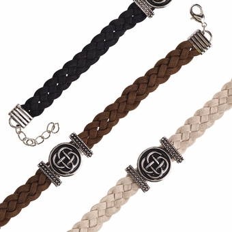 Braided Celtic Bracelet