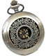 Bronze Filigree Pocket Watch