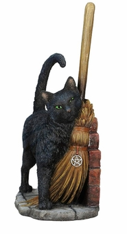 A Brush with Magick Figurine