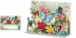 Butterfly Blooms Pop-Up Card