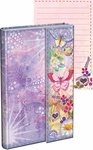 Butterfly Bubbles Magnetic Flap Mini Journal