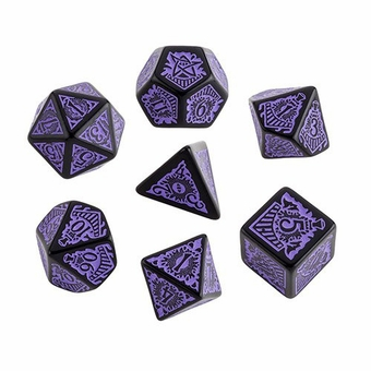 Call of Cthulhu: Horror on the Orient Express Dice Set