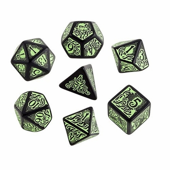 Call of Cthulhu 7th Edition Dice Set