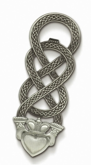 Celtic Claddagh Bottle Opener