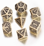 Celtic 3D Dice Set