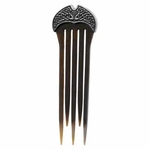 Celtic Hair Comb