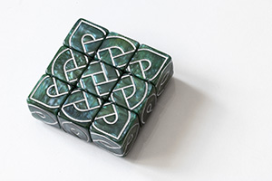 Celtic Knot Dice