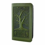 Celtic Oak Leather Smart Phone Wallet