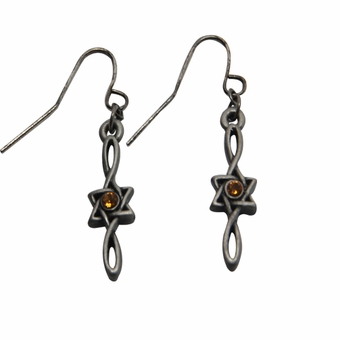 Celtic Star Earrings