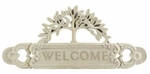Celtic Welcome Plaque