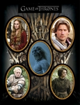 Character Magnet Set: Game of Thrones