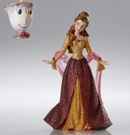 Christmas Belle & Chip Ornament Set