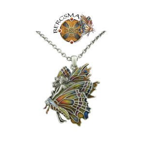 Chrysalis Fairy Necklace