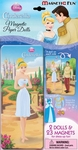 Cinderella Magnetic Paper Doll Set