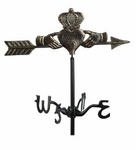 Claddagh Weathervane