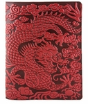Cloud Dragon Leather Composition Notebook