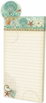 Coastal Collage Magnetic List Pad