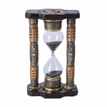 Copper Steampunk Sandtimer