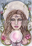 'Crystal Moon'<BR>by Jennifer Galasso