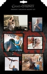 Game of Thrones Daenerys Magnet Set