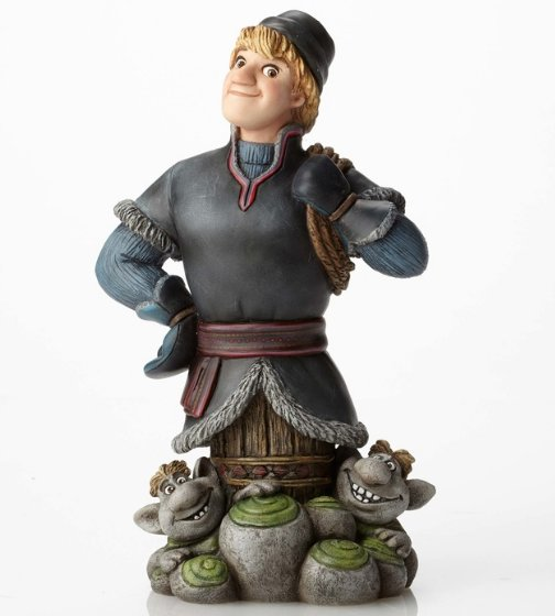 kristoff with trolls figurine disney s frozen gifts fairyglen com