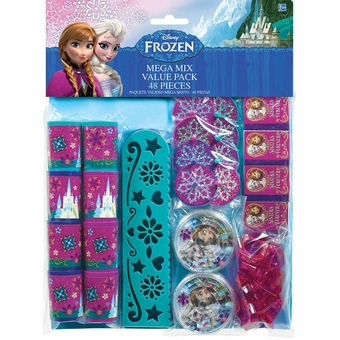 Frozen Party Favor Mega Mix