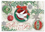 Dove Ornament Christmas Cards