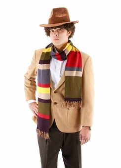 Doctor Who Fourth Doctor Scarf - 6'