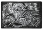 Dracolich Dragon 12x18 Metal Sign or Wood Wall Art