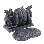 Dragon Duo Coaster Set