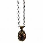 Dragon Egg Necklace - Game of Thrones