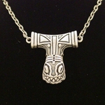 Dragon Hammer Necklace