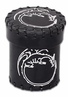 Dragon Leather Dice Cup