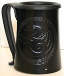 Dragon Leather Mug