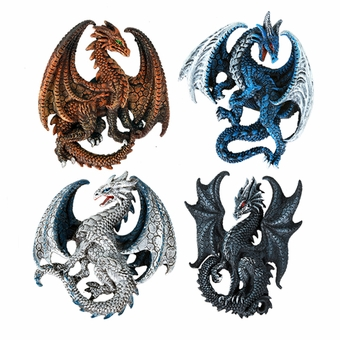 Dragon Magnets Set 1