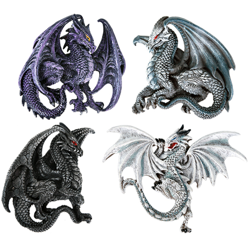 Dragon Magnets Set 3