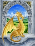 'Dragon of Day'<BR>by Meredith Dillman