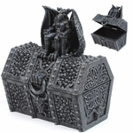 Dragon Sarcophagus Box