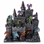 Dragon Set with Castle