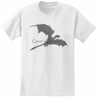 Dragon T-Shirt: Game of Thrones