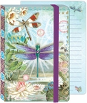 Dragonflies Soft Cover Bungee Journal