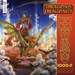 Dragon Flight Puzzle (1000 pcs)