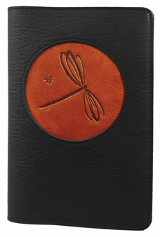 Dragonfly Leather Journal