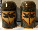 Dragonfly Salt & Pepper Shakers