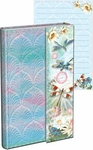 Dragonfly Sky Magnetic Flap Mini Journal