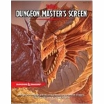 D&D: Dungeon Master's Screen (Fifth Edition)