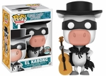 El Kabong POP Figurine