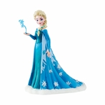 Elsa from Frozen - Holiday Village Figure