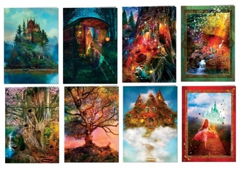 Enchanted Places Greeting Card Set